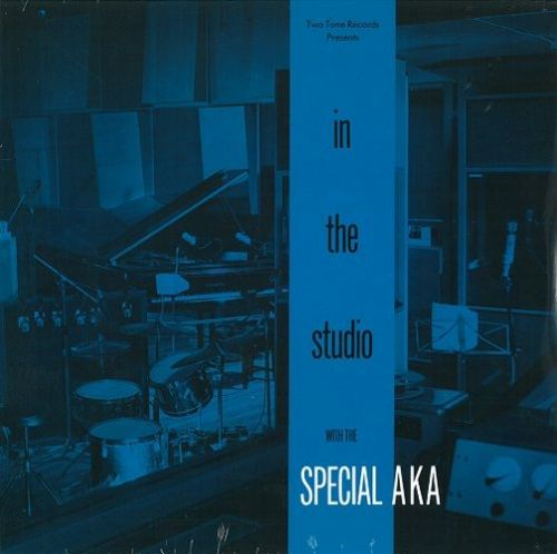THE SPECIALS (THE SPECIAL AKA) In The Studio Vinyl Record LP 2 Tone 2014
